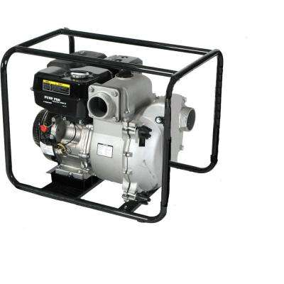 Pro-Series 3 in. 9 HP Gas-Powered Utility Water Pump
