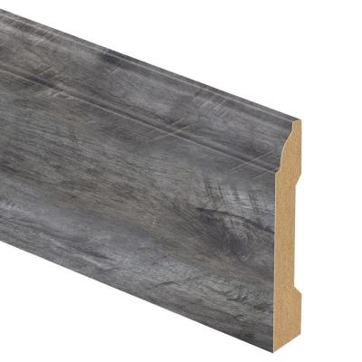 Southmont 9/16 in. Thick x 3-1/4 in. Wide x 94 in. Length Laminate Base Molding