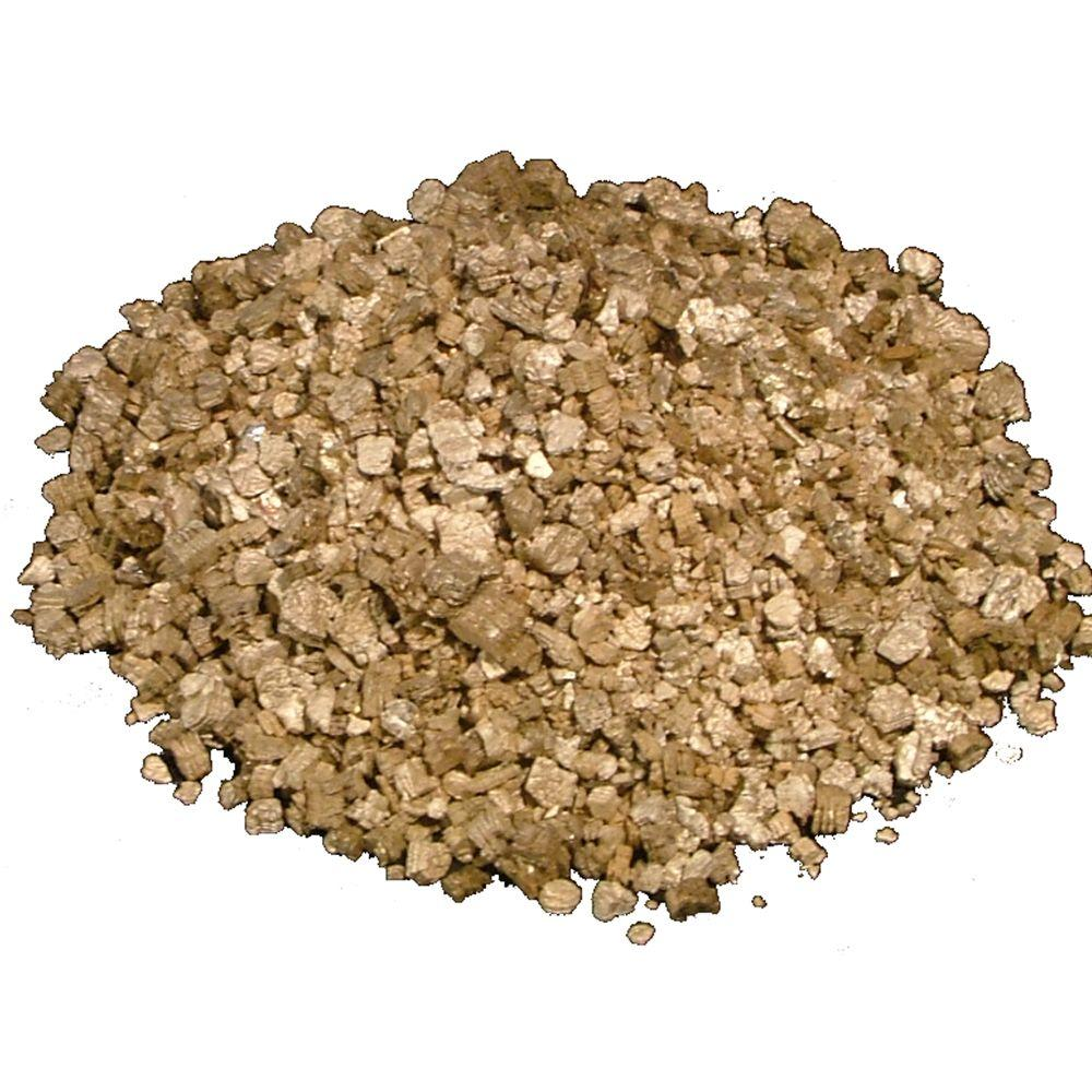 Emberglow - Vermiculite - Used to assist in the distribution of the gas for a more uniform flame pattern and a fiery ember bed. The life expectancy is approximately 7-10-years. For use with vented gas log sets only. - THD SKU# 607548