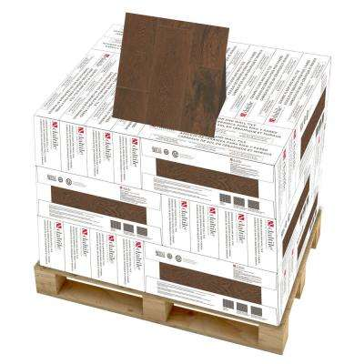 Glenwood Cherry 7 in. x 20 in. Ceramic Floor and Wall Tile (400 sq. ft. / pallet)