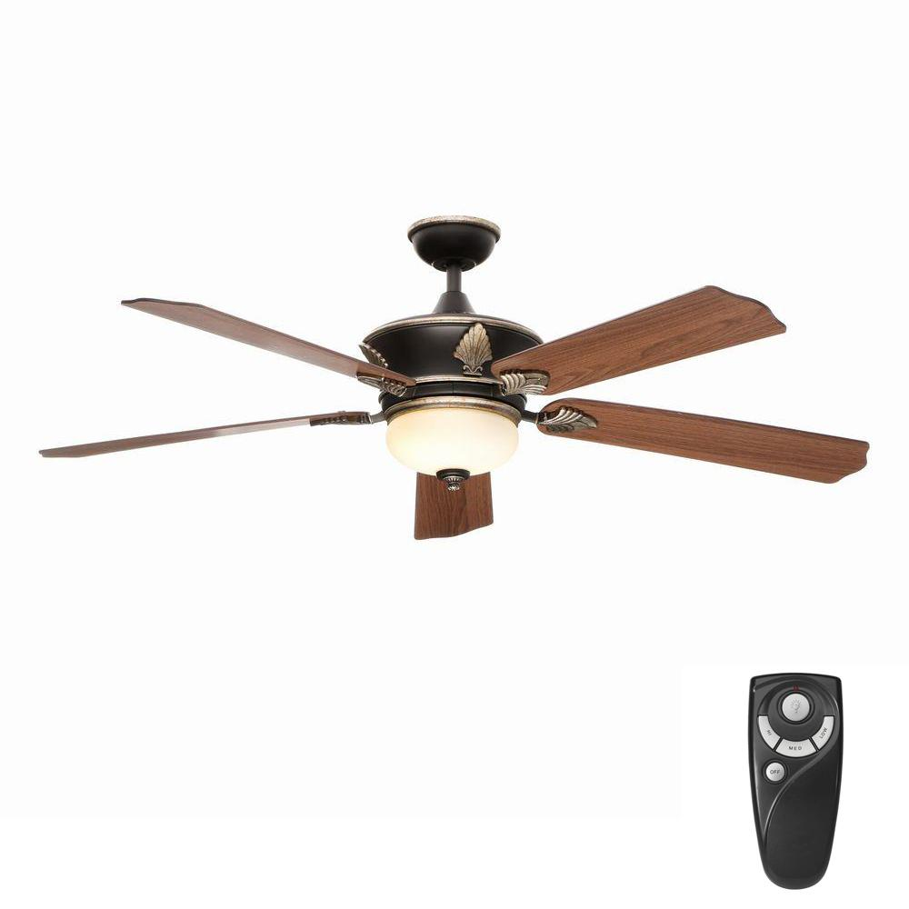 Home decorators collection wineberg 60 in indoor old world gold home decorators collection wineberg 60 in indoor old world gold ceiling fan with light kit aloadofball Image collections