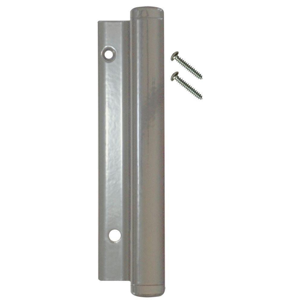 Silver Sliding Door Handle
