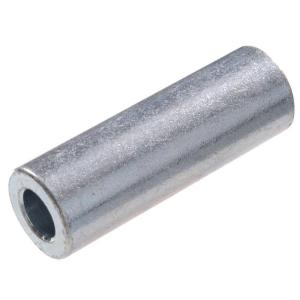3//8 Length, 25 Aluminum Spacer 3//4 OD x 3//8 ID x Many Lengths Round by Metal Spacers Online