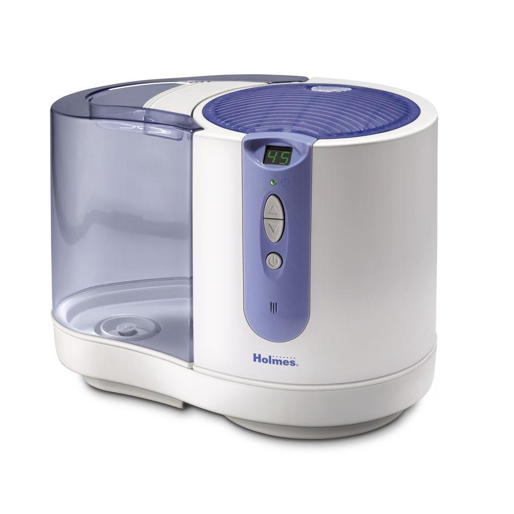 Holmes 2 Gal Digital Cool Mist Humidifier Hm1865 Nu The Home Depot