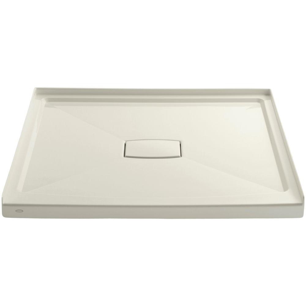 Archer 48 in. x 48 in. Single Threshold Shower Base in