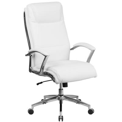 White Office/Desk Chair  sc 1 st  The Home Depot & White - Office Chairs - Home Office Furniture - The Home Depot