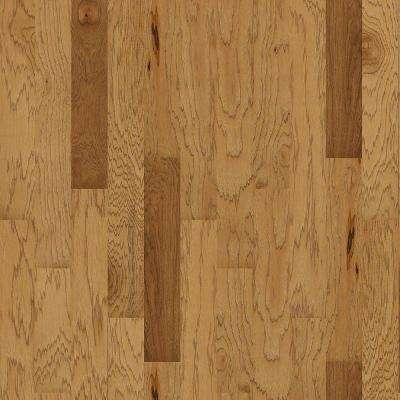 Take Home Sample - Appling Caramel Engineered Hardwood Flooring - 5 in. x 8 in.