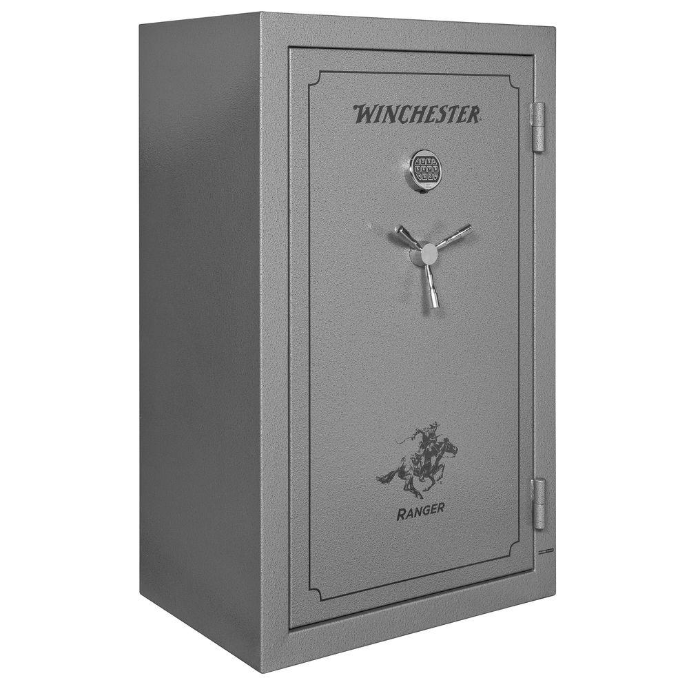 Winchester Safes Ranger 30 Gun at 1400 Electronic Lock UL Listed 59 in. Hx36 in.Wx27 in.D Gun Safe with 1.25 in.-DISCONTINUED
