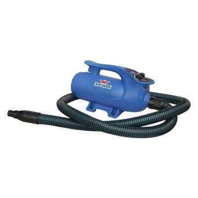 4 HP Elite Pro Brushless Force Pet Dryer