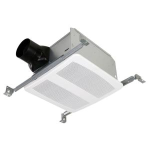 Sterling Ultra Quiet 80 CFM Ceiling Mount Bathroom Exhaust Fan by STERLING