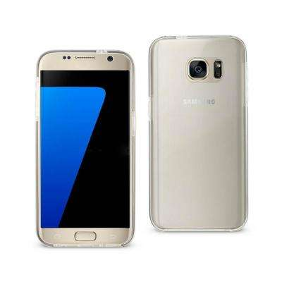 Galaxy S7 Soft Clear Case in Clear Gray