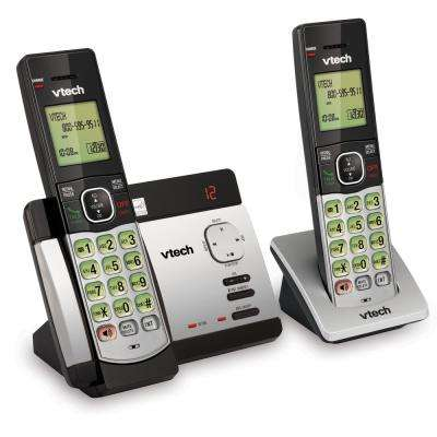 2-Handset Answering System with Caller ID