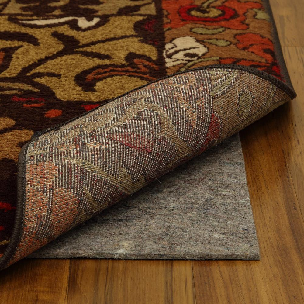 MOHAWK 9 ft. x 9 ft. Dual Surface Rug Pad