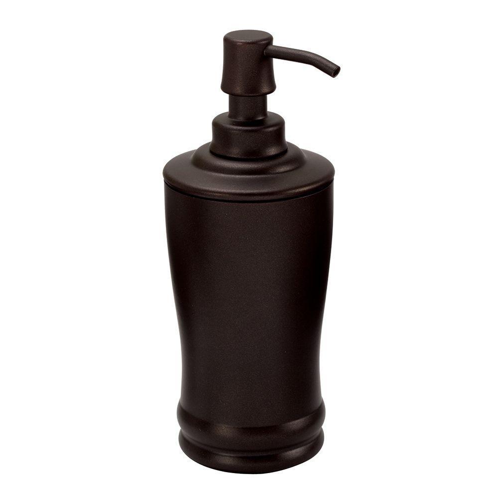 Olivia Tall Soap Pump in Bronze