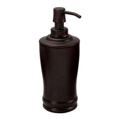 Olivia Tall Soap Pump in Bronze