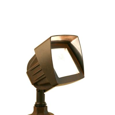 Low Voltage Rust Outdoor Landscape Flood Light