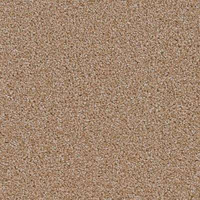 Matchless - Color Summer Wheat Texture 12 ft. Carpet
