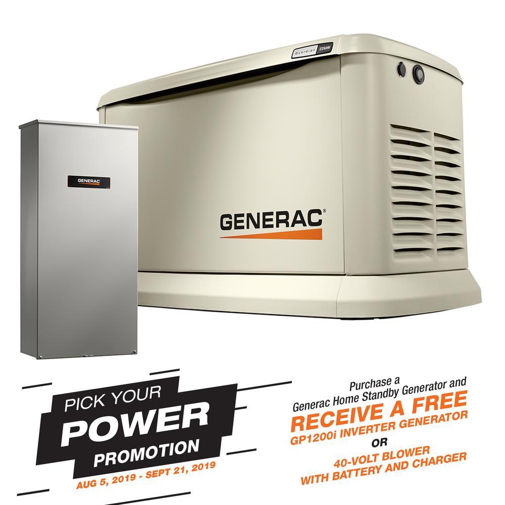 Generac - The Home Depot