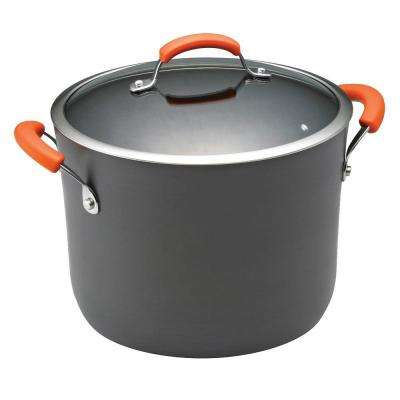10 Qt. Steel Stock Pot