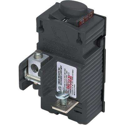 New UBIP 20 Amp 1-Pole Pushmatic Replacement Circuit Breaker
