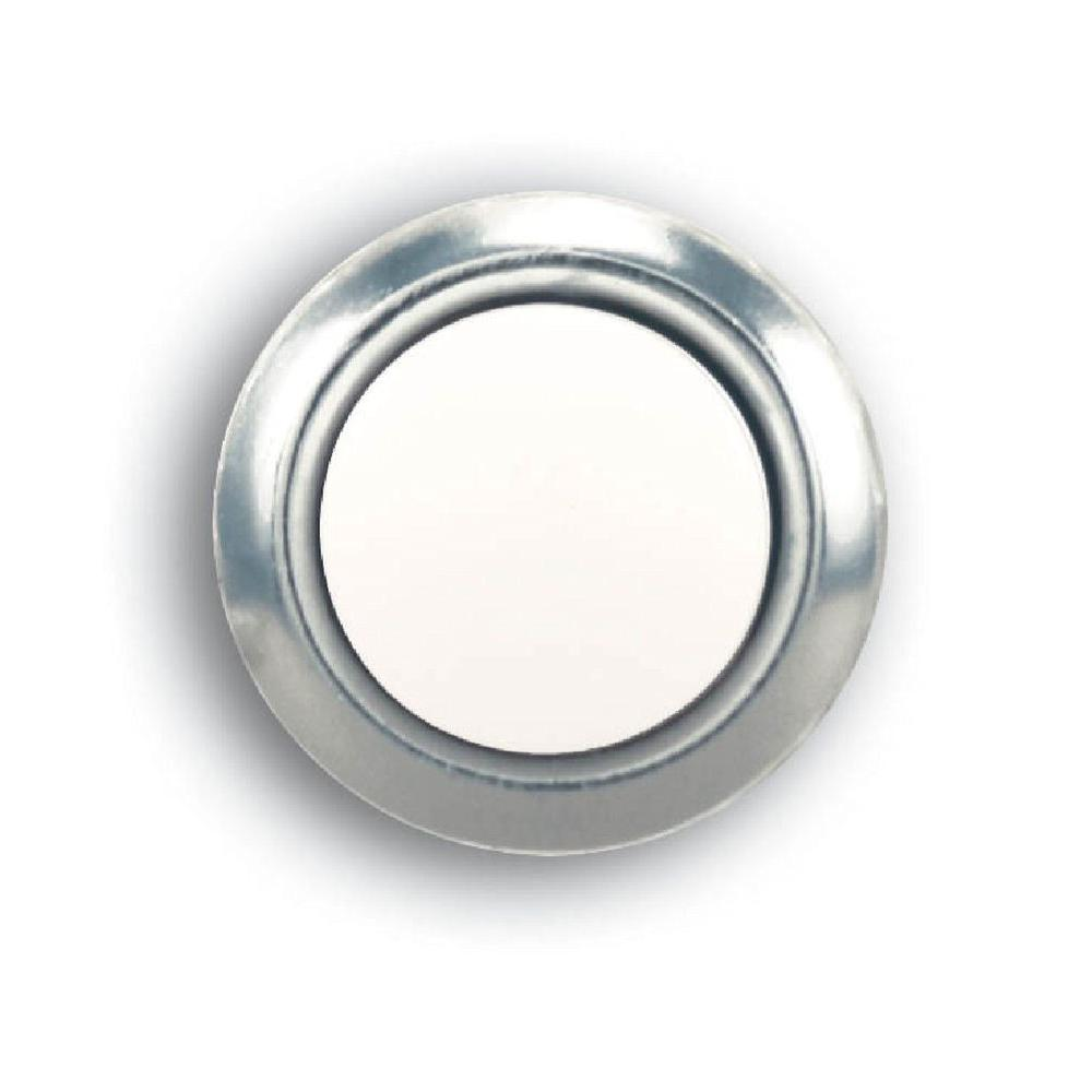 LED Doorbell Replacement Push-Button