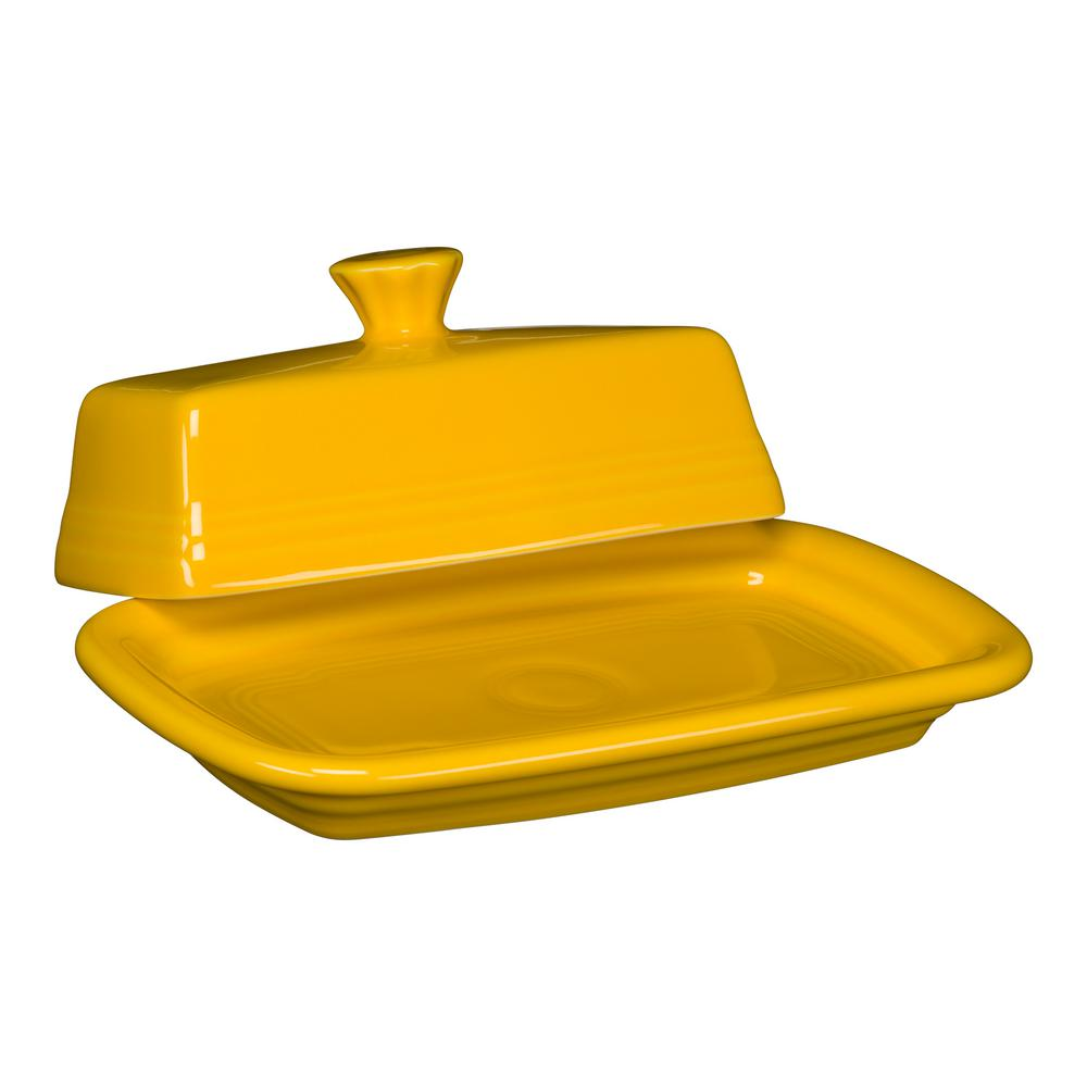 2-Piece Daffodil XL Covered Butter