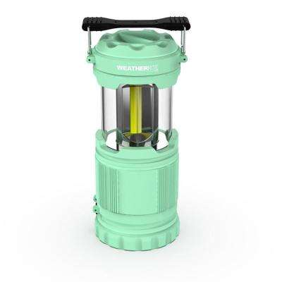 Sea Foam Green Pop-Up Lantern