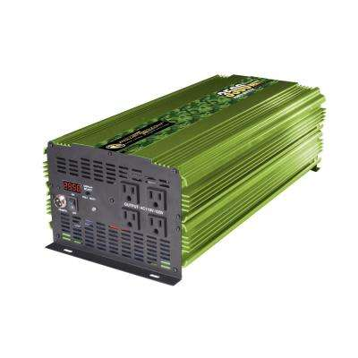 3500-Watts 24-Volt DC to 110-Volt AC Power Inverter