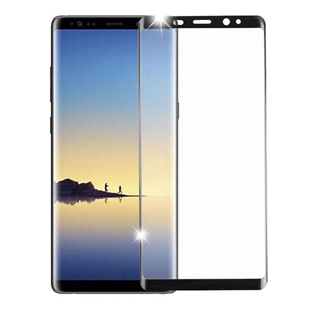 Full Coverage Tempered Glass Screen Protector For Samsung Galaxy Note 8,