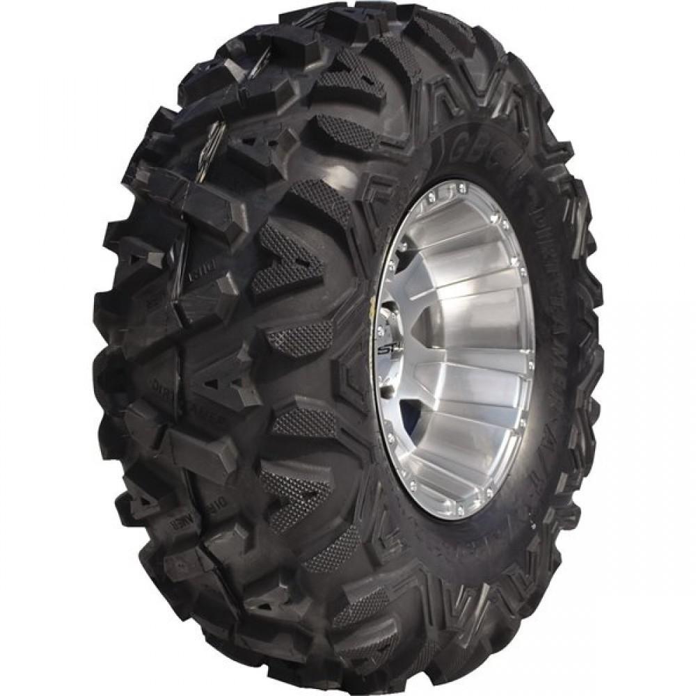 Dirt Tamer 25X8.00-12 6-Ply ATV/UTV Tire (Tire Only)