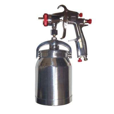 LVLP Siphon Feed Spray Gun
