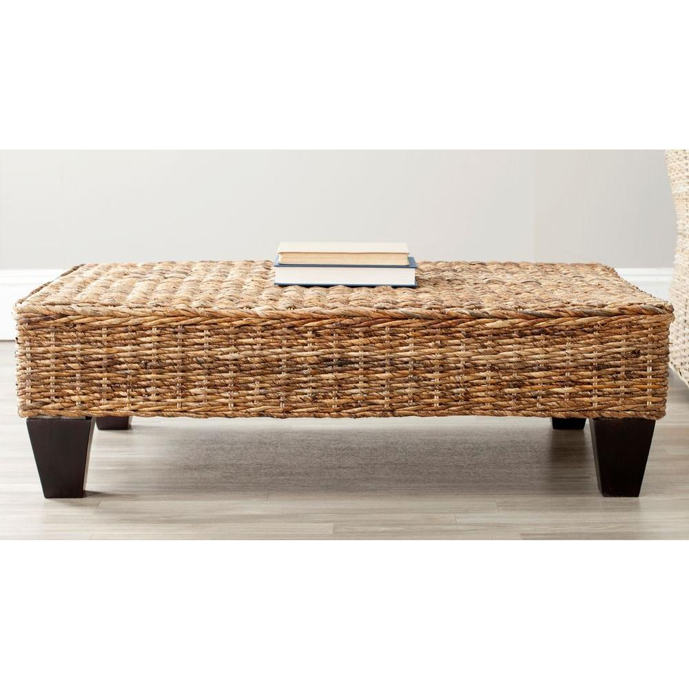 Leary Natural Bench