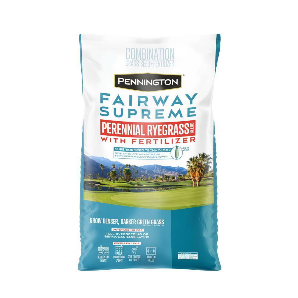 25 lbs. Fairway Supreme Perennial Ryegrass Blend