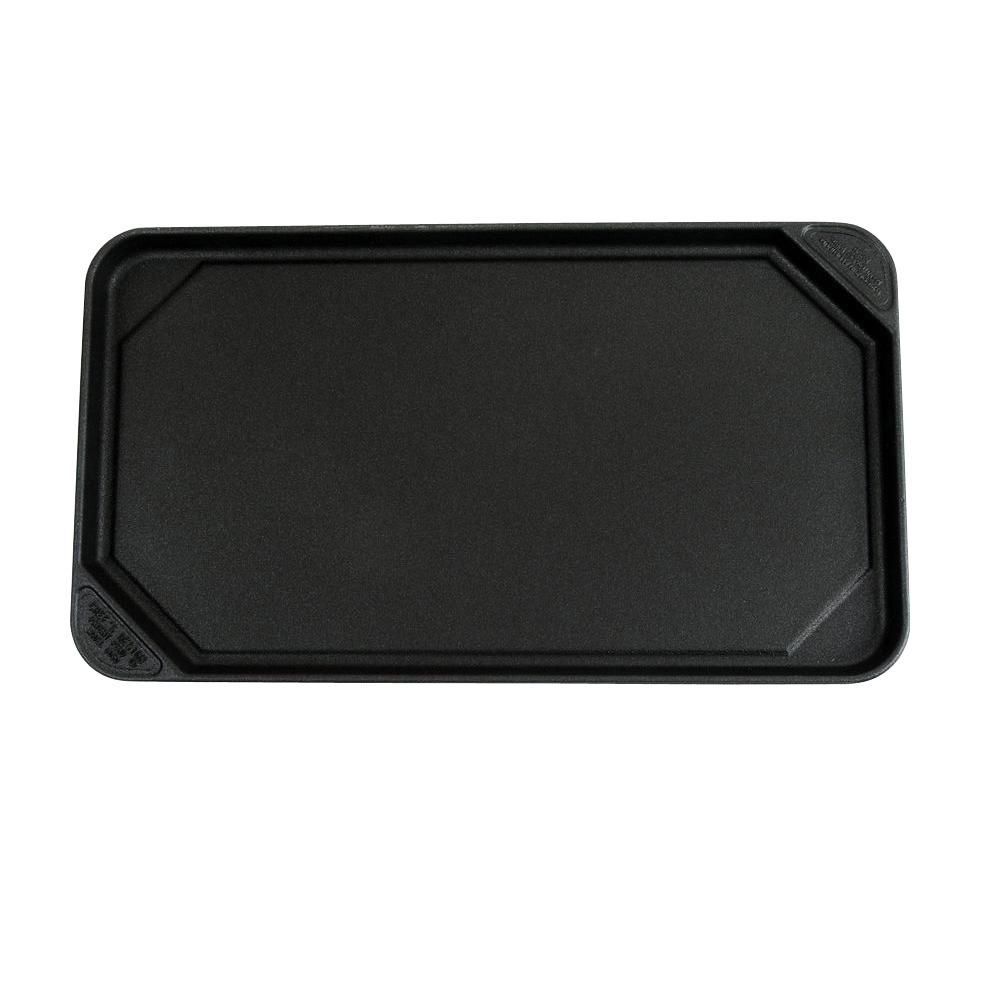 Aluminum Grill Griddle with Non-Stick Coating