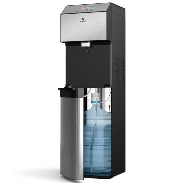 Electric Bottom Loading Water Cooler Water Dispenser - 3 Temperatures Self-Cleaning UL ENERGY STAR