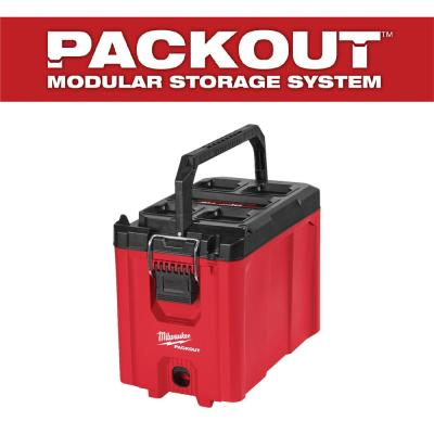PACKOUT 10 in. Compact Tool Box