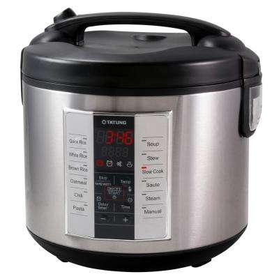 10-Cup Multi Cooker and Steamer