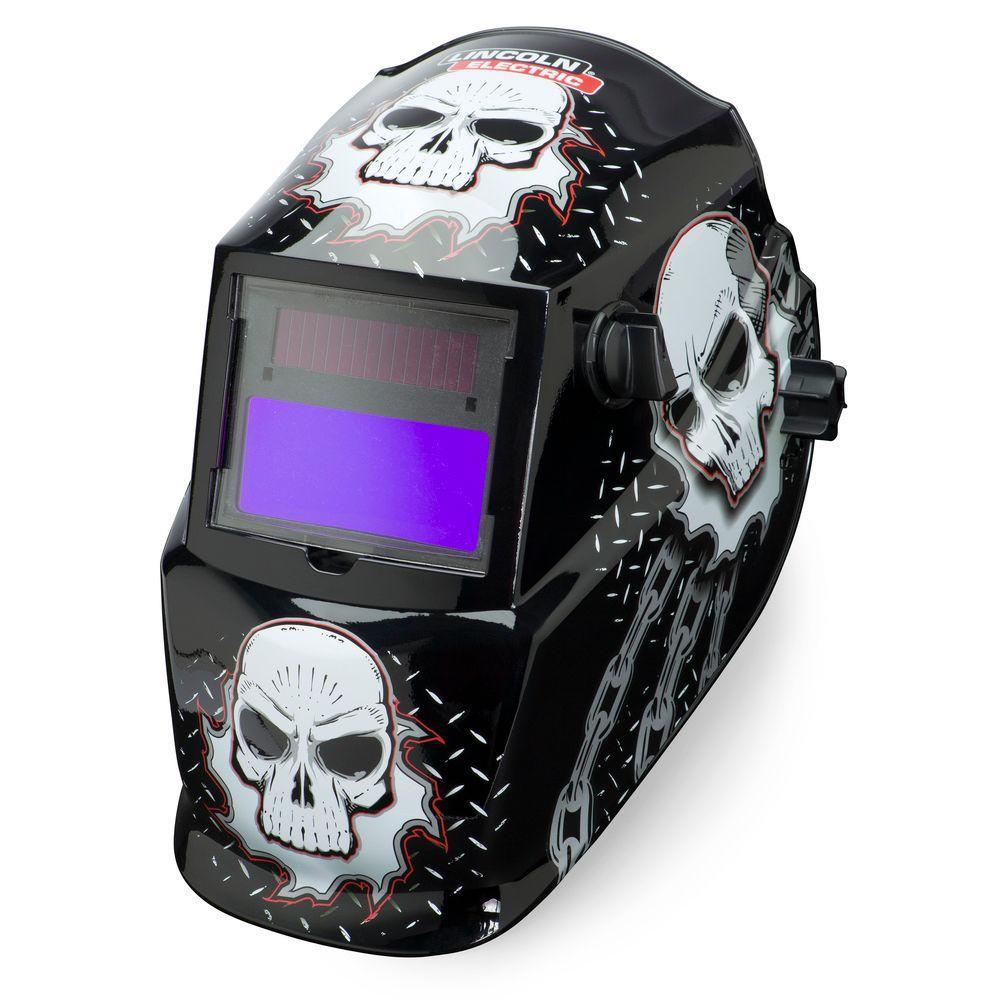 null Skullsaw 600S Variable Shade 9-13 ADF Helmet