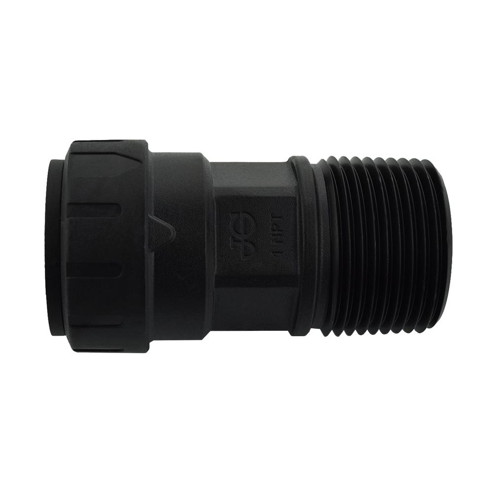 3/4 in. CTS x 1 in. NPT ProLock Push-to-Connect Male Connector