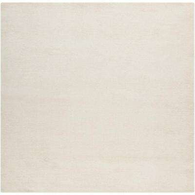 Falmouth Ivory 8 ft. x 8 ft. Square Indoor Area Rug