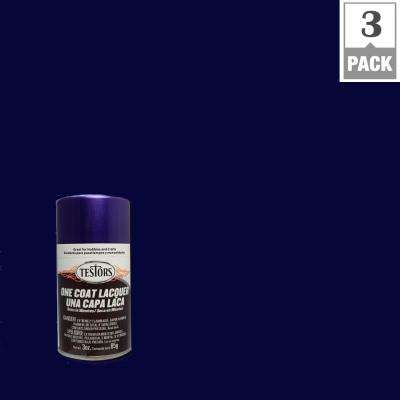 3 oz. Purplelicious Lacquer Spray Paint (3-Pack)