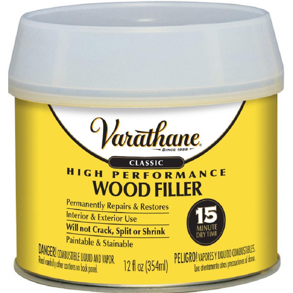 12 oz. Wood Filler