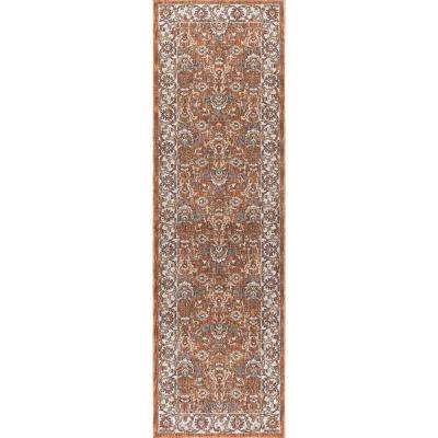 Fairview Spice 2 ft. x 11 ft. Runner Rug