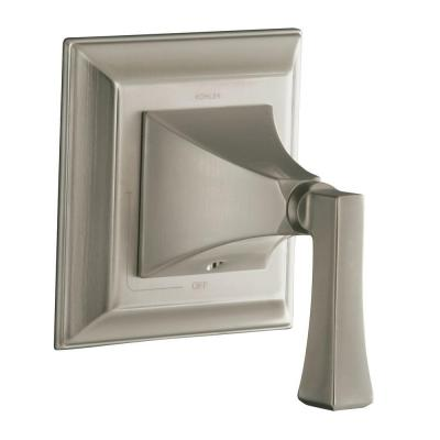 Memoirs 1-Handle Stately Volume Control Valve Trim Kit in Vibrant Brushed Nickel (Valve Not Included)