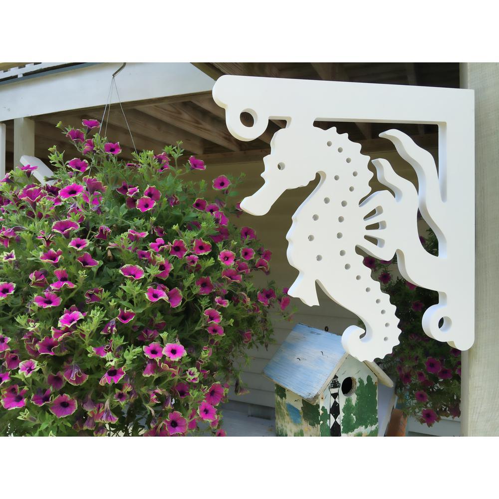 Seahorse Architectural Corner Bracket