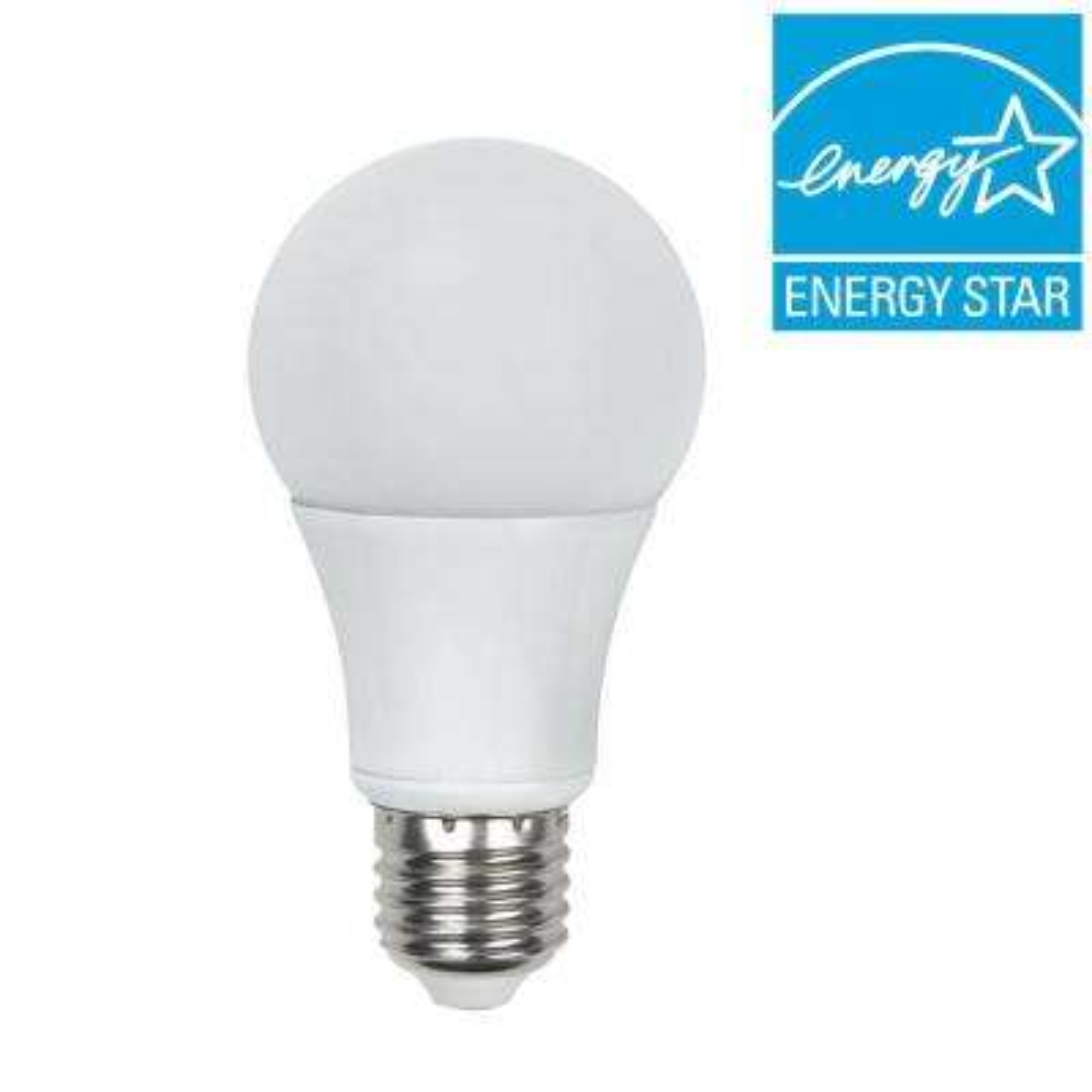 40W Equivalent Warm White A19 LED Light Bulb