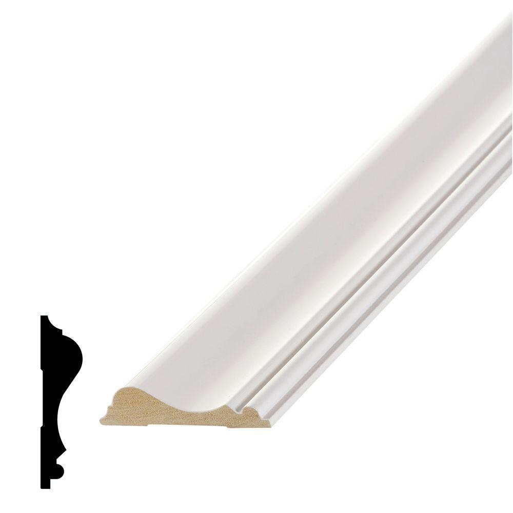 Alexandria Moulding WM 390 5/8 In. X 2-5/8 In. Primed