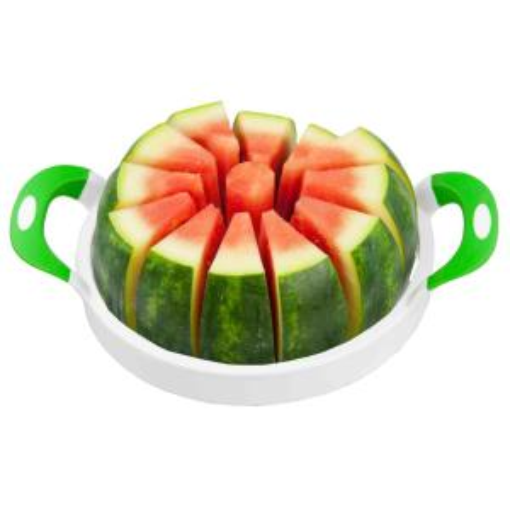 HOME basics Plastic Melon Slicer by HOME basics