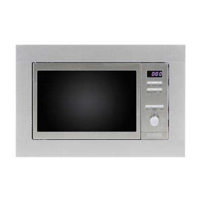 0.8 cu. ft. Built-in Combination Microwave Oven in Stainless with Auto Cook and Memory Function