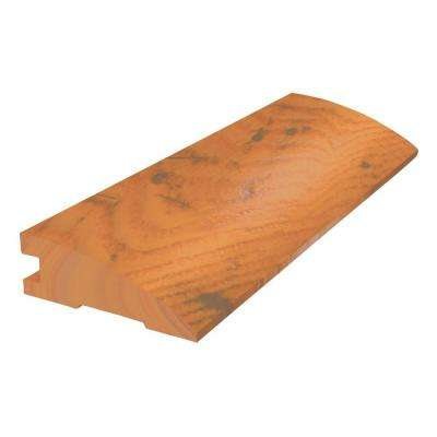 Natural 3/8 in. Thick x 2 in. Wide x 78 in. Length Flush Reducer Molding